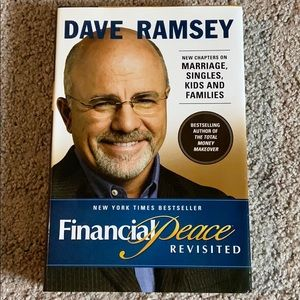 Other - Dave Ramsey Financial Peace revisited book
